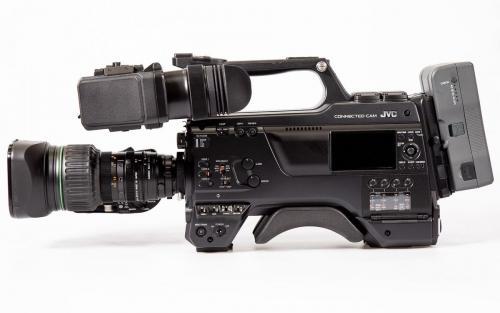 JVC GY HC900 SET