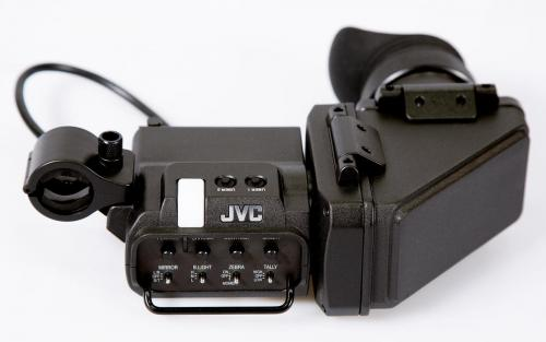 JVC GY HC900 Viewfinder (1)