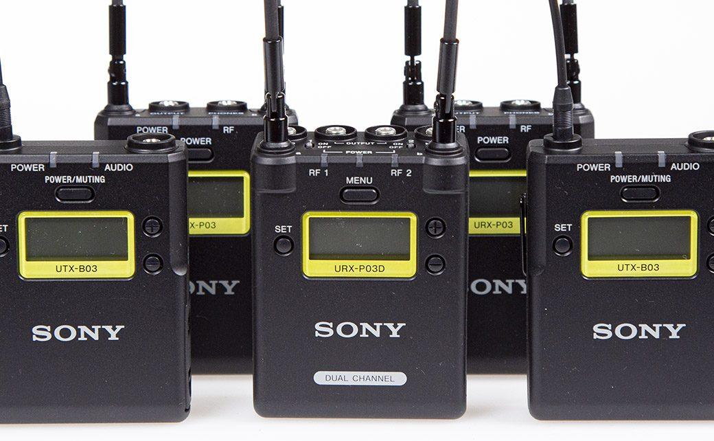 Sony UWP-D 2